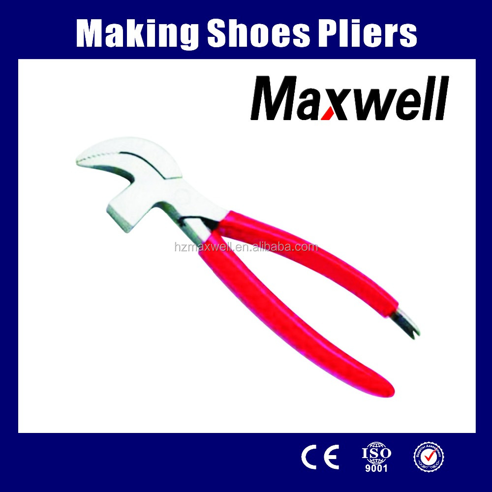 Making Shoes Pliers