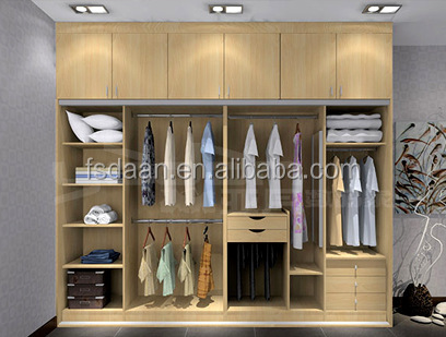 Made In China Mdf Wooden Closets Factory Long-term Suppliers