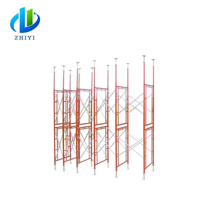 Silver metal scaffold plank and haki scaffold for sale