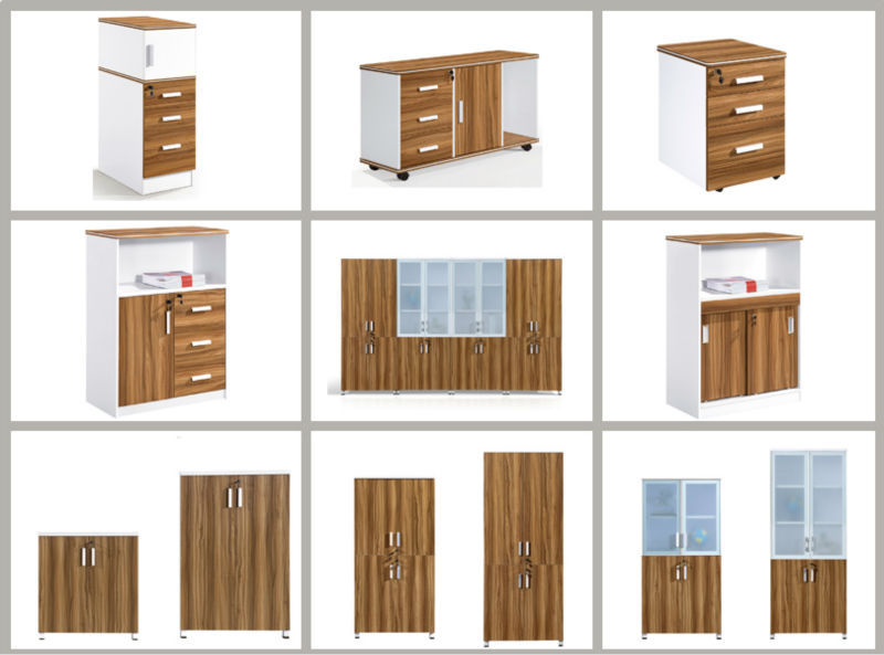 Design Wall Cabinets Wooden : Guangzhou cf f office wall mounted wood cupboard