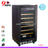 JF-28F1 28 bottles electric control wine and wine glass cooler custom humidity control wine cooler