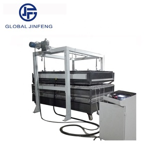 JFK1325 Glass Melting and Bending Kiln Automatic with Two Layers