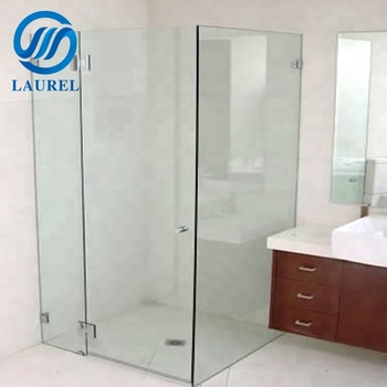 High quality shower screens glass price