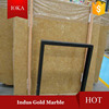 Indus Gold Yellow Marble Flooring Slabs