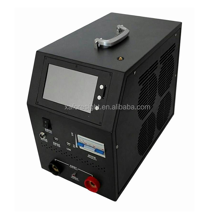 48VDC 450Amps battery discharge teste/