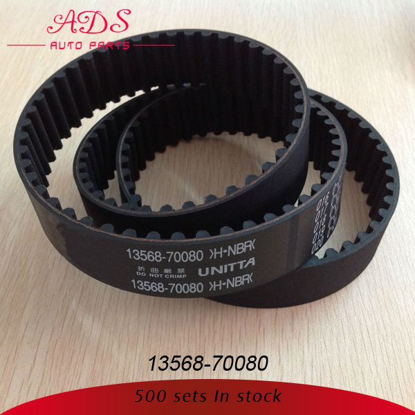 japan high quality t5 timing belt for LEXUS , OEM: 13568-70080