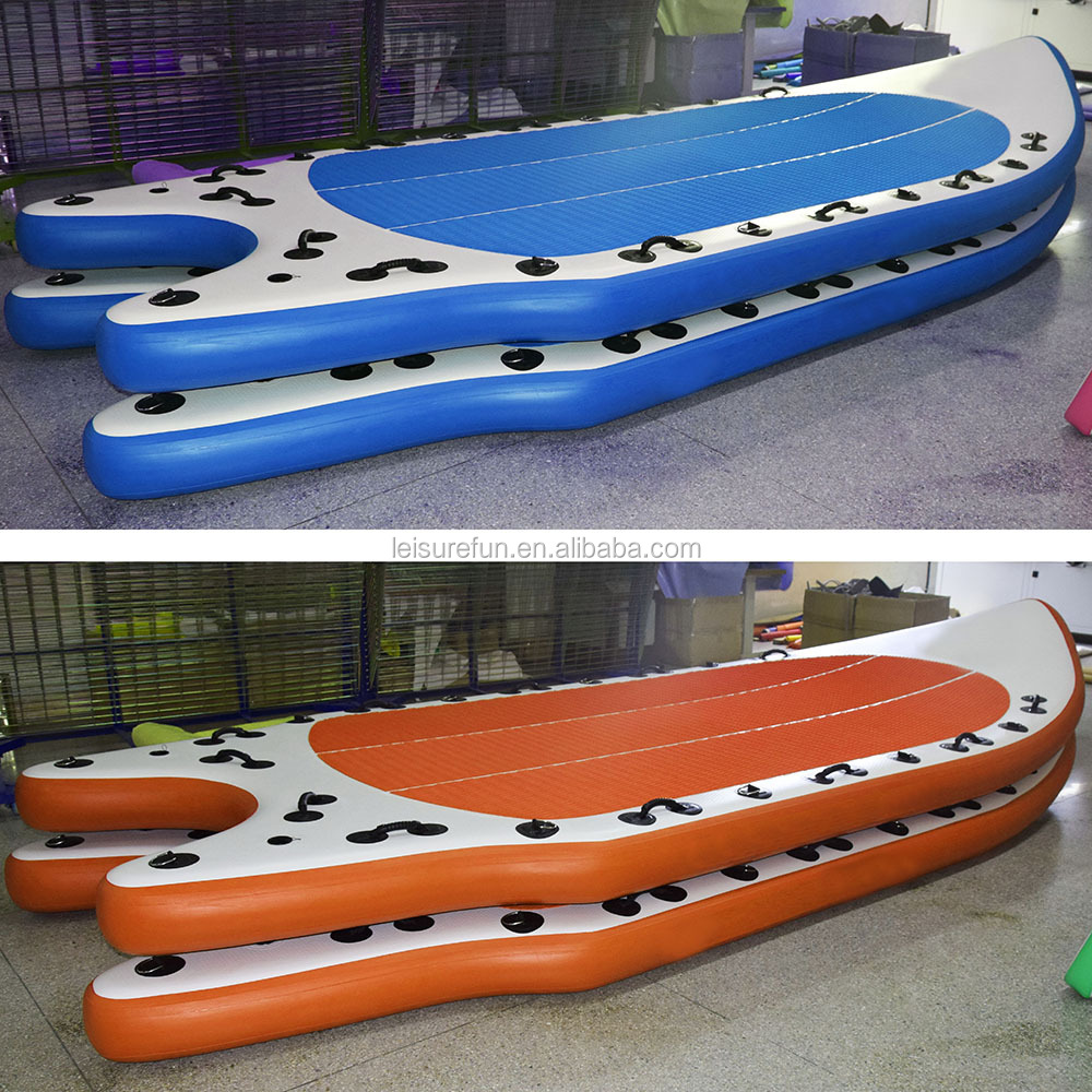 2019 cheap inflatable towable water sports big sup board