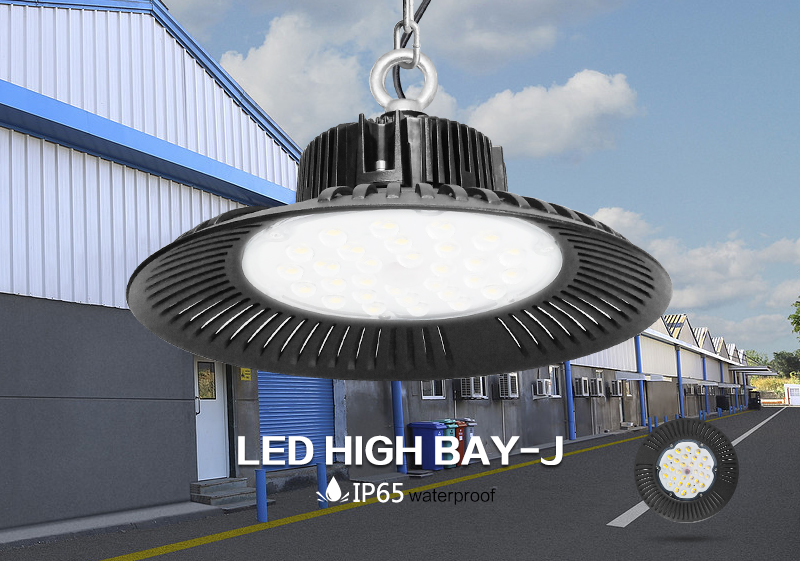 200W LED High Bay IP 66 Grade LED Gas Station Canopy Lights