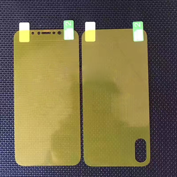 Easy Used TPU Full Screen Protective Film For iPhone8