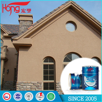 High chemical resistance texture paint wall caoting designs for decoration