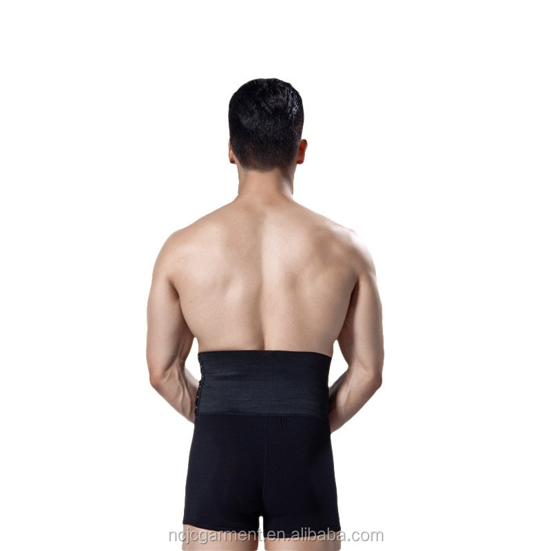 d5edaff8d01 Men s Butt Lifter With Waist Trainer Double Compression Boxer Shorts Briefs