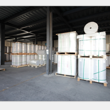 PET printing film for packing