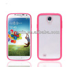 New Product TPU Case for Samsung Galaxy S4 Case I9500,transparent tpu case for samsung s4