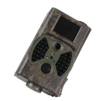 HC350A Night Vision Wildlife PIR Game Camera With Solar Panel