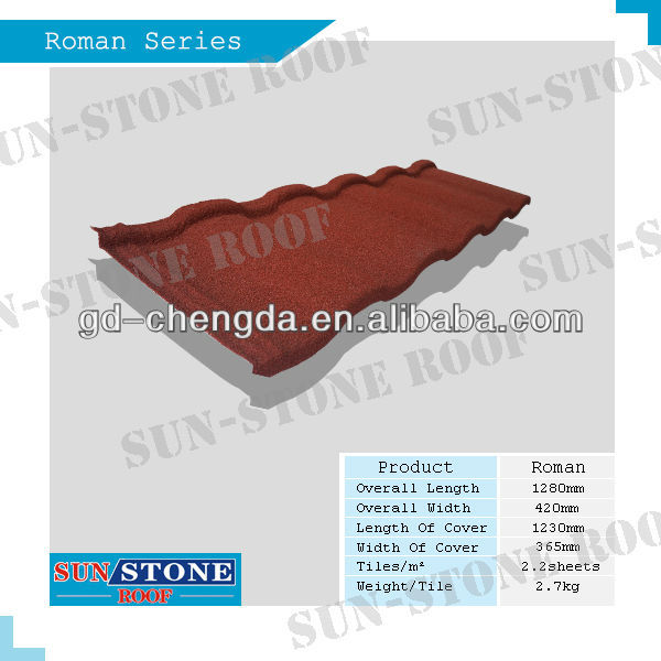 Housetop Roofing / Stone Coated Roof Sheet / Stone Coated Steel Roof Tile    Buy Housetop Roofing,Stone Coated Roof Sheet,Stone Coated Steel Roof Tile  ...