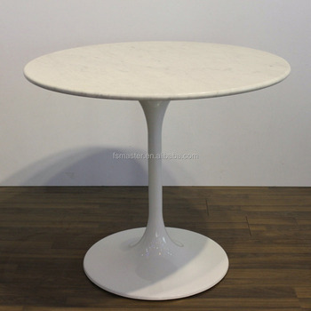 Charmant Replica European Style Oval Or Round Top Knoll Tulip Dining Marble Table