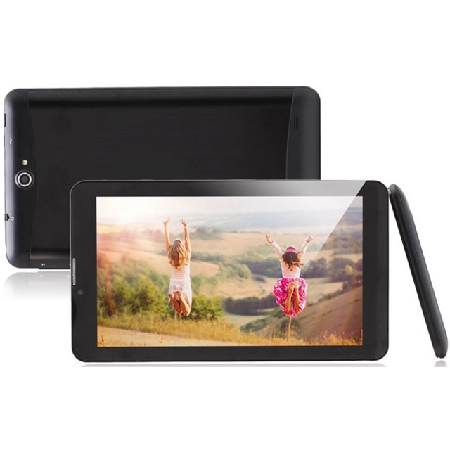 Günstige 3G Tablet Mit Dual Sim Karte, 7 Zoll 3G Phablet Tablet Pc Wif Bluetooth GPS TV