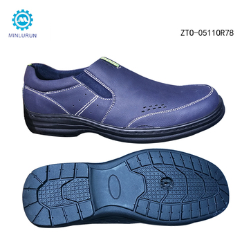 China Custom Factory Wholesale Leather Formal Men Shoes