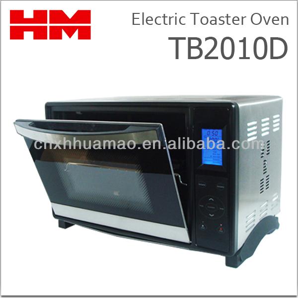 Elite professional extra large toaster oven