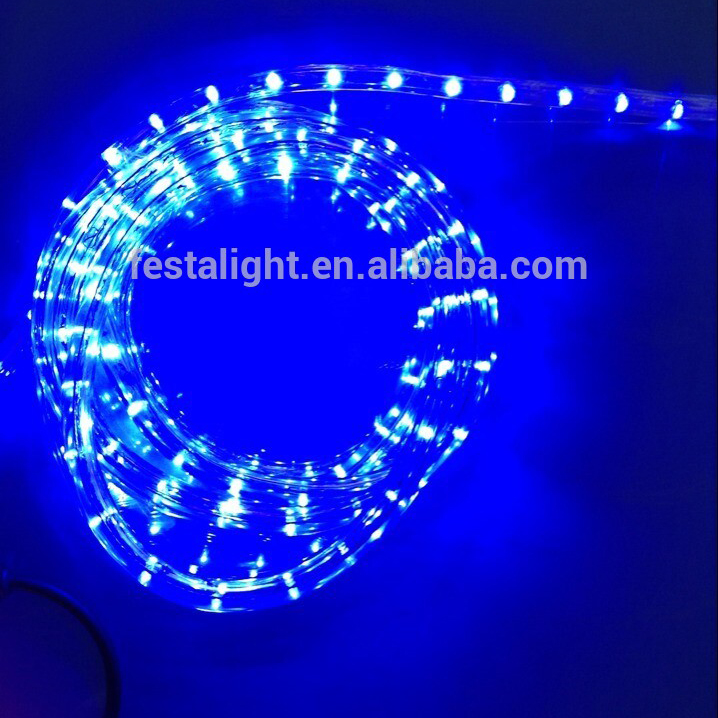 2016 hot prouduct high voltage color changing smd led rope light,with UL,ETL,CE,Rhos