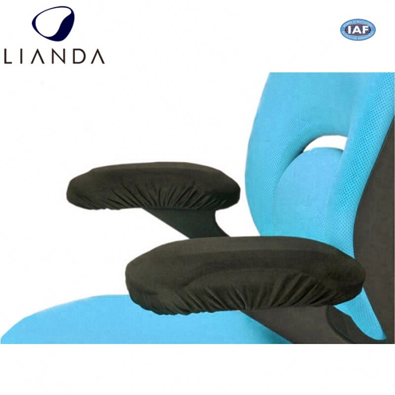 Printing by sublimation blanks mouse pad, office chair components, salon chair arm rests