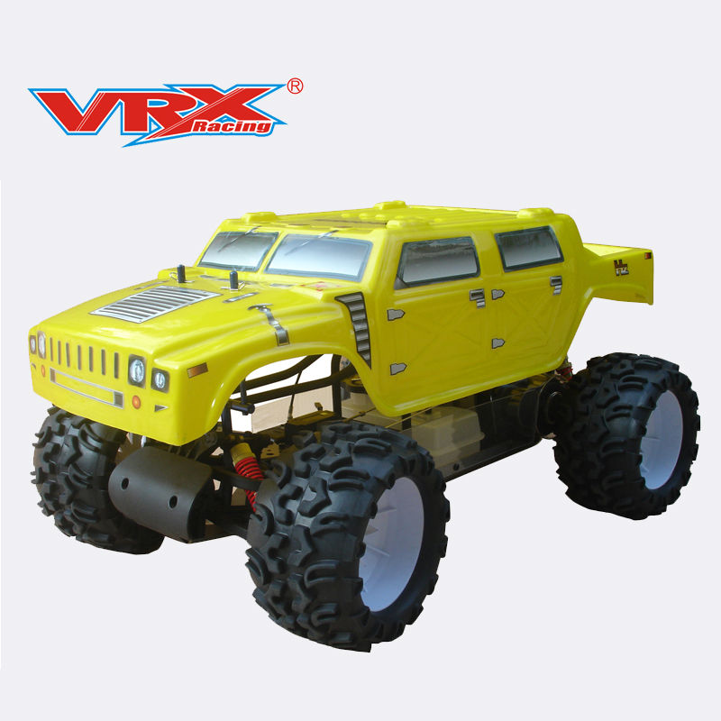 VRX Corse Uragano RH513L 1/5 scala 2WD camion a gas rc monster truck con motore CN30cc