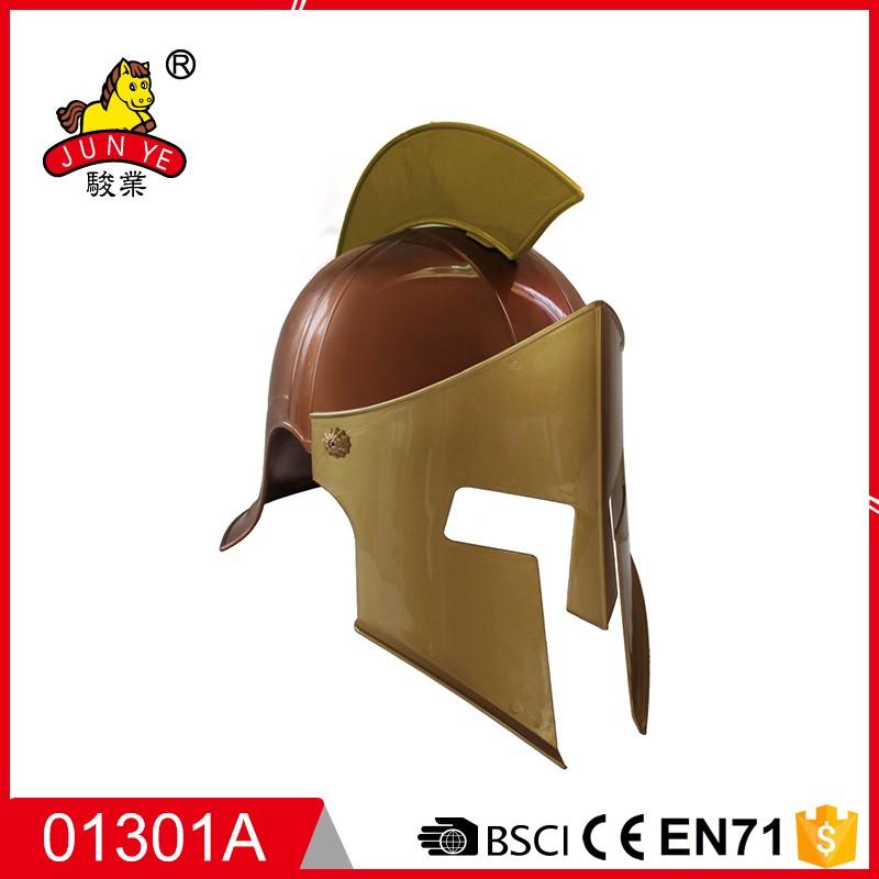 da38d172848a1 Artículos calientes Guerrero juguetes spartan casco romano sombrero casco  romano para adultos