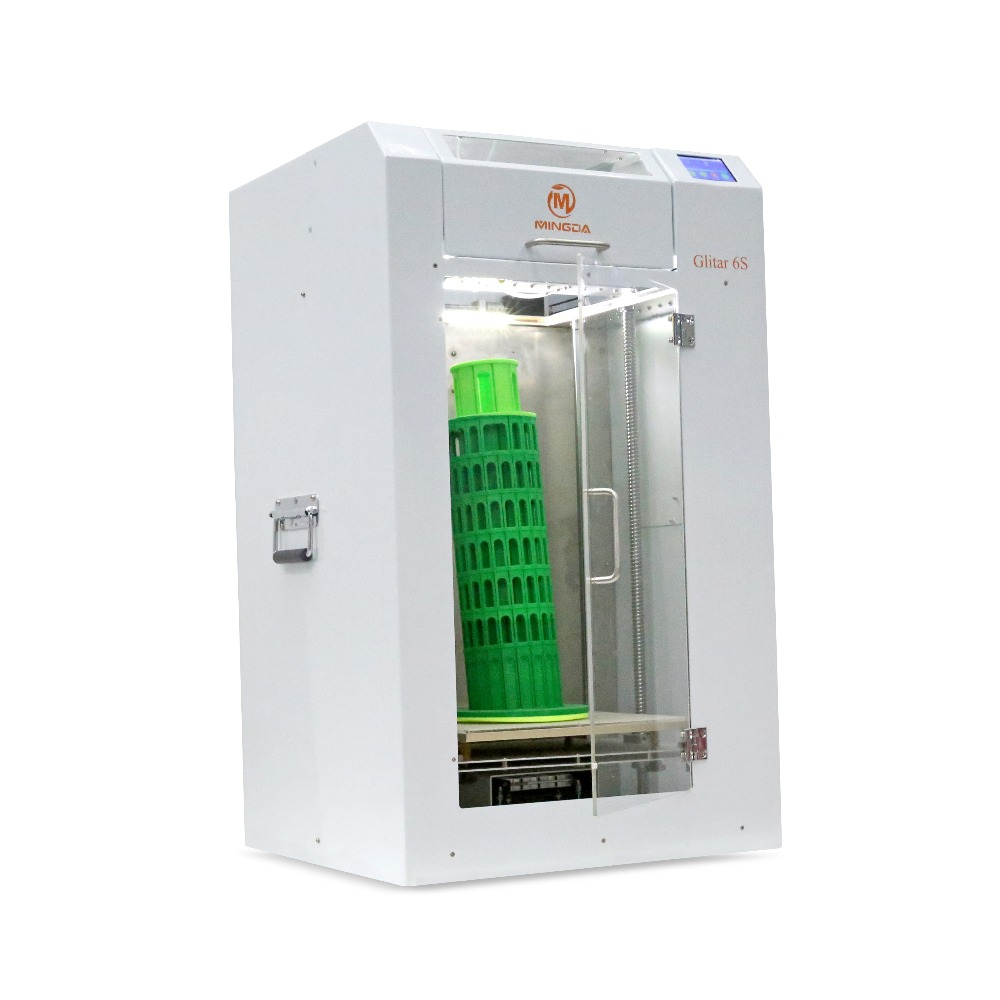 MINGDA 3D printer for engineers and designers , Professional printer 3 D prototypes Object