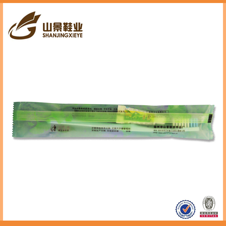 sweet partner single use suction hotel toothbrush paste