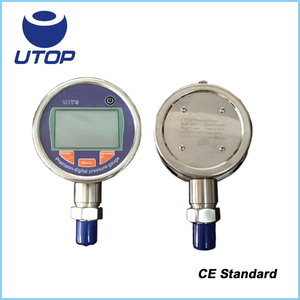 0.05%FS Accuracy RS485 Communication 4-20mA Precise Digital Pressure Gauge