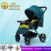 Hot selling Pushchair strollers luxury cart suspension two-way Baby stroller