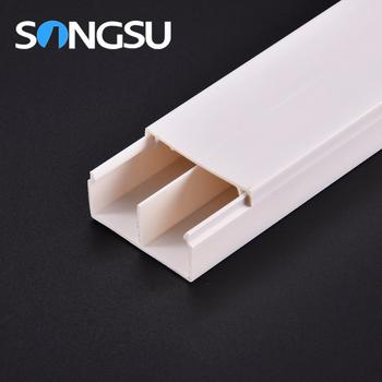foshan songsu heat resistant pvc plastic wiring ducts cable trays rh alibaba com wiring cover wiring covering