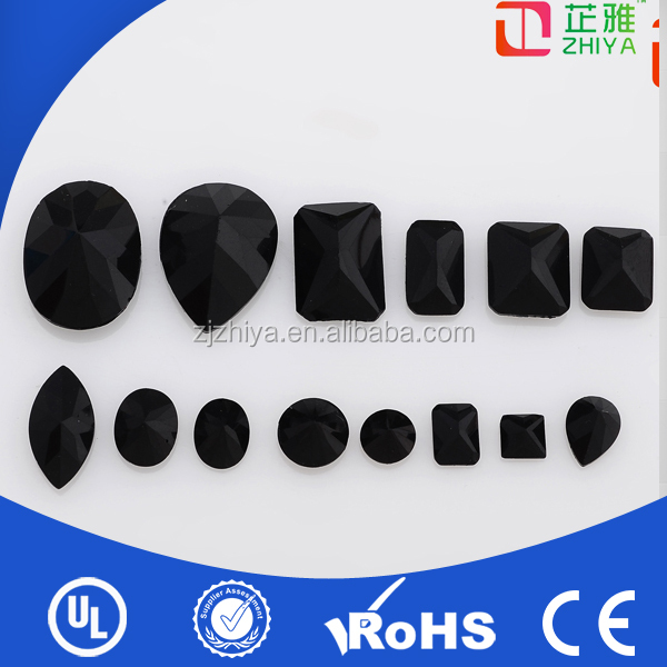 cheap wholesale names of black precious stones