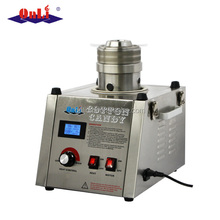 High capacity stainless steel digital control cotton candy machine food machine for small scale industries