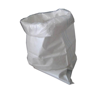 EGP PP woven bag 25kg 50kg fertilizer soil cement packaging bag with inner liner