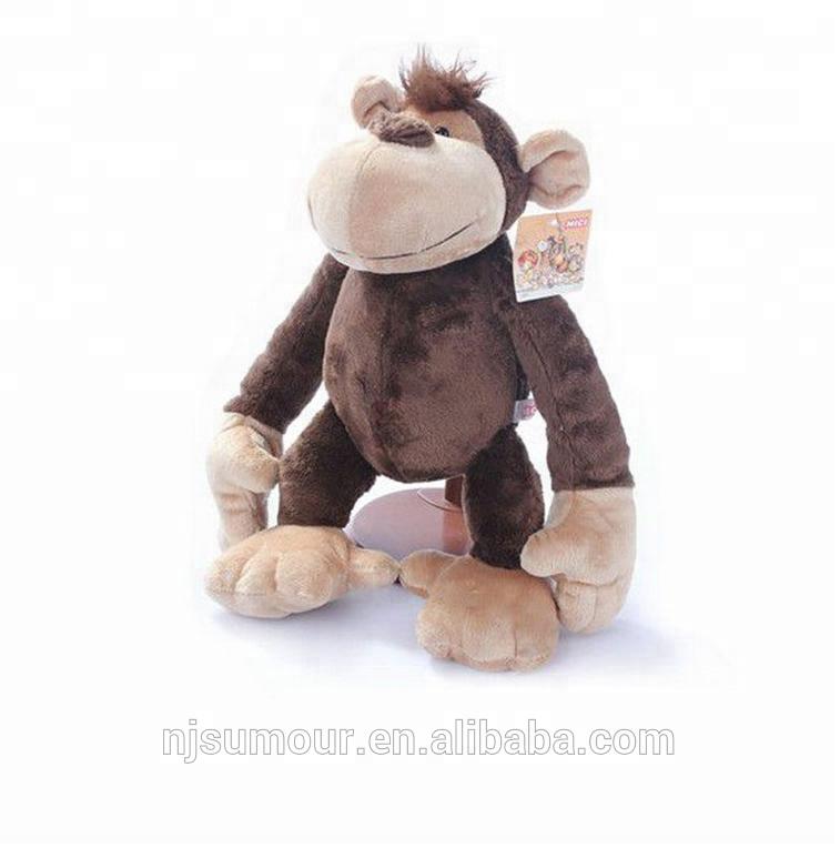 Giant Big Jumbo Nici Forest Animal Monkey Stuffed Plush Toy 27