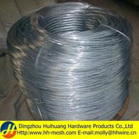 Galvanized wire 11 gauge steel wire