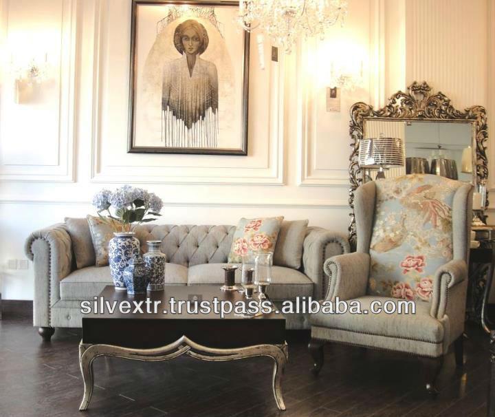 Galleria Designer 3 Seater Classiccontemporary Sofa Tufted Buy