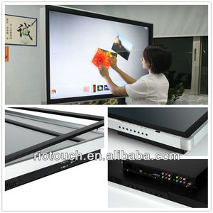 Rio Touch 32- 158inch infrared multi touchscreen frame/kit for education and business