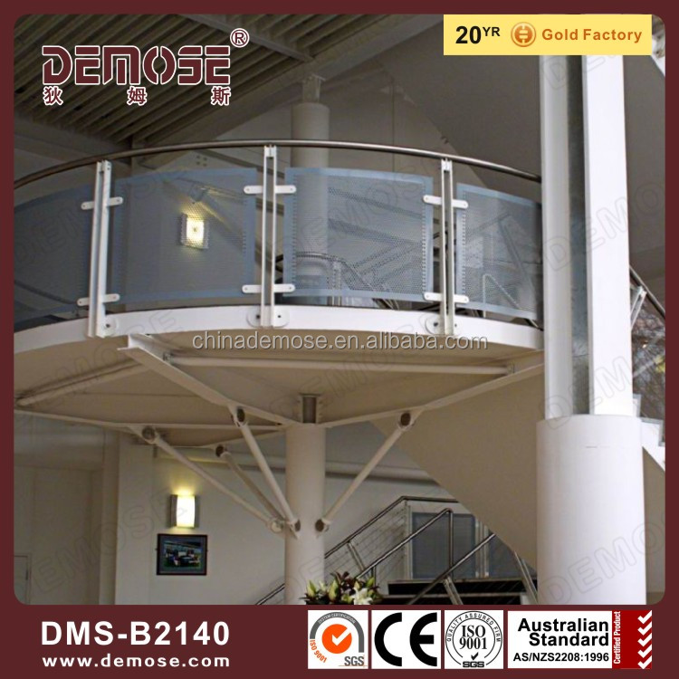 Prima Railing System modern iron railing designs for glass railing hardware