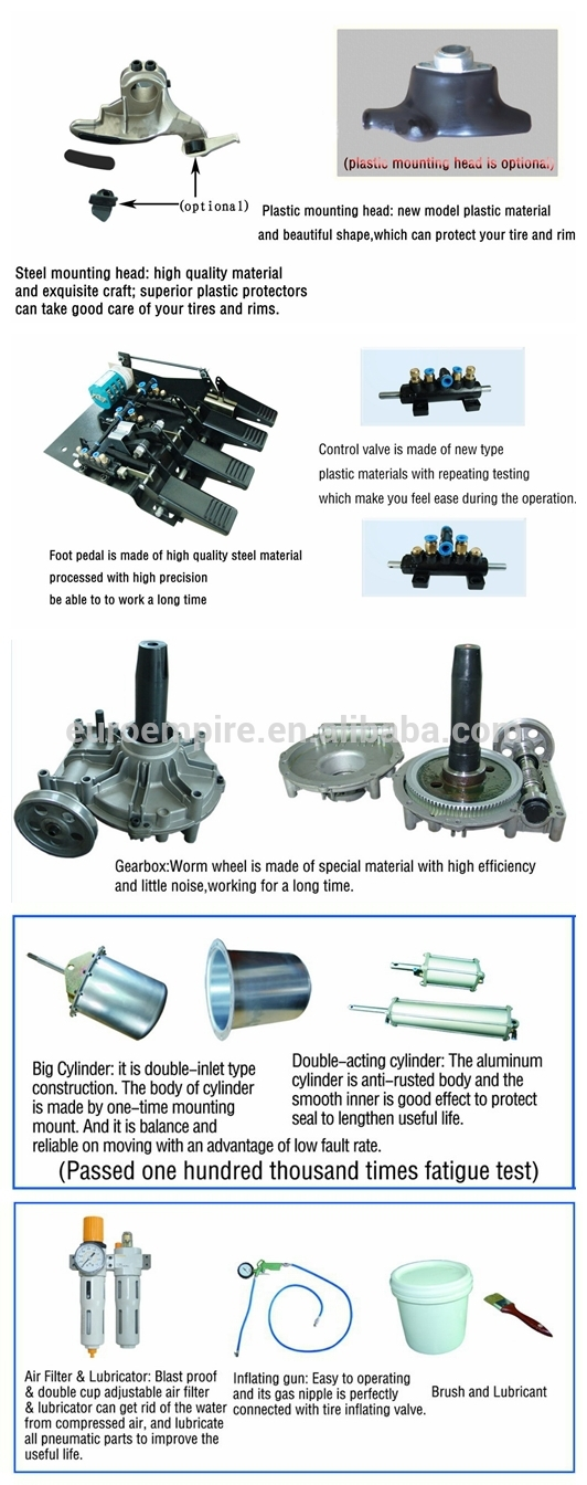 New Products For Sale China Supplier Tire Machine Tyre Changer