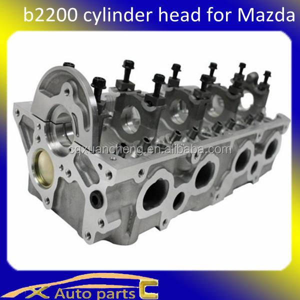 For Mazda Auto Partsmazda B2200 Cylinder Headfor F2 Engine