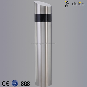 Fixed Stainless Steel Bollards, Fixed Stainless Steel
