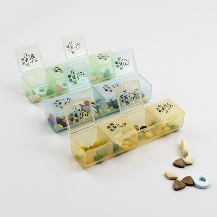 Huge Pill Dispenser Box Custom Large Medication Organiser