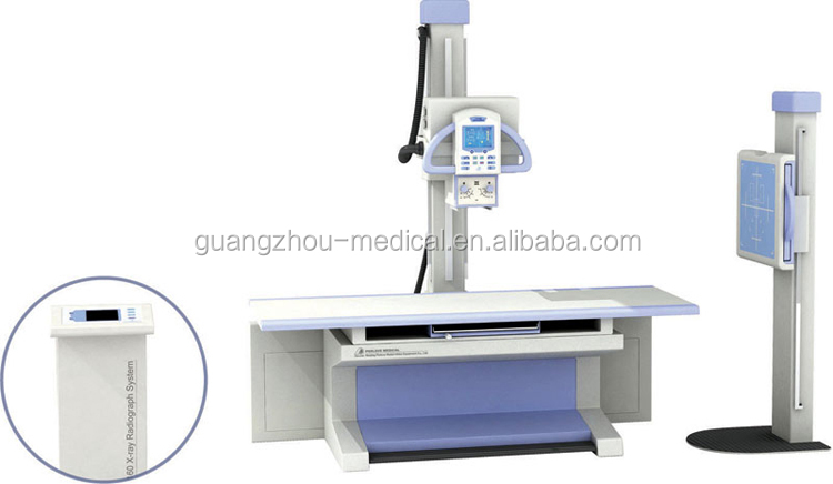 High Frequency X Ray Equipment Chest Radiography 200ma