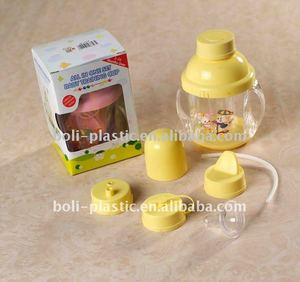 baby nipple training cup