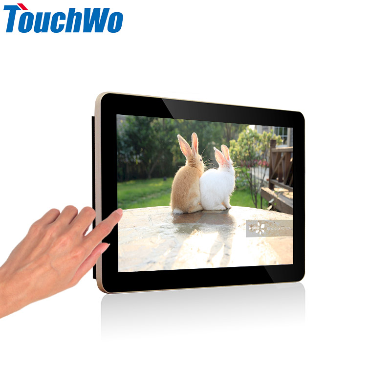 8 10.1 13 inch car lcd embedded touch screen monitor/home automation 10 inch linux tablet