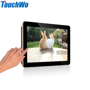 8 10.1 13 inch car lcd embedded touch screen monitor/home automation 10 inch tablet