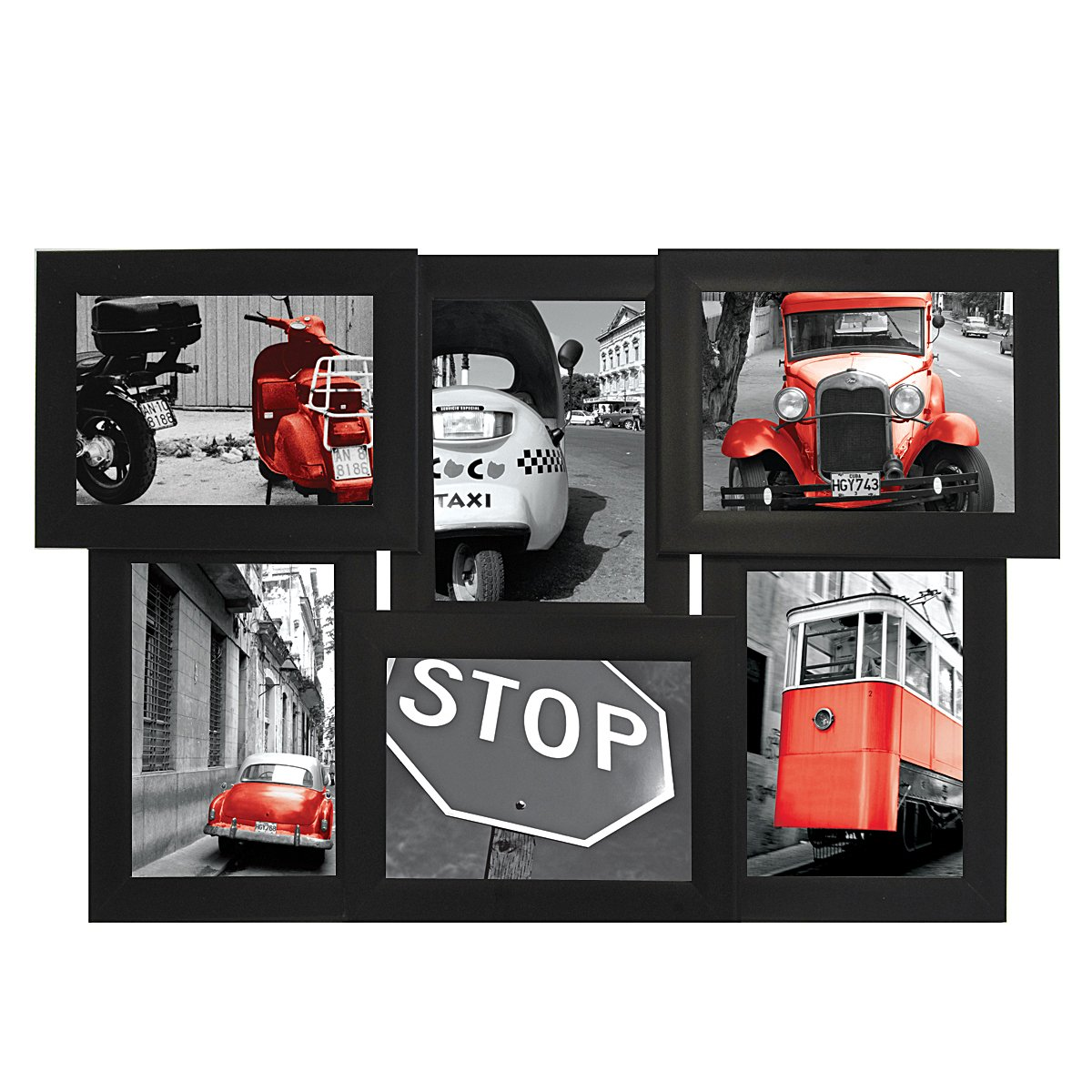 Cheap 5 x 7 collage find 5 x 7 collage deals on line at alibaba get quotations nexxt mecca oversized collage picture frame 2250 by 1475 inch holds 6 jeuxipadfo Image collections