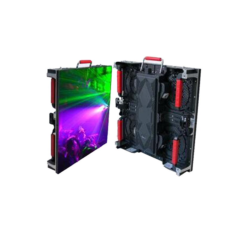 Bigger Curved LED Screen P4.81 LED <strong>Videos</strong> Outdoor Die Casting Aluminum Cabinet 500*500mm LED Rental Display